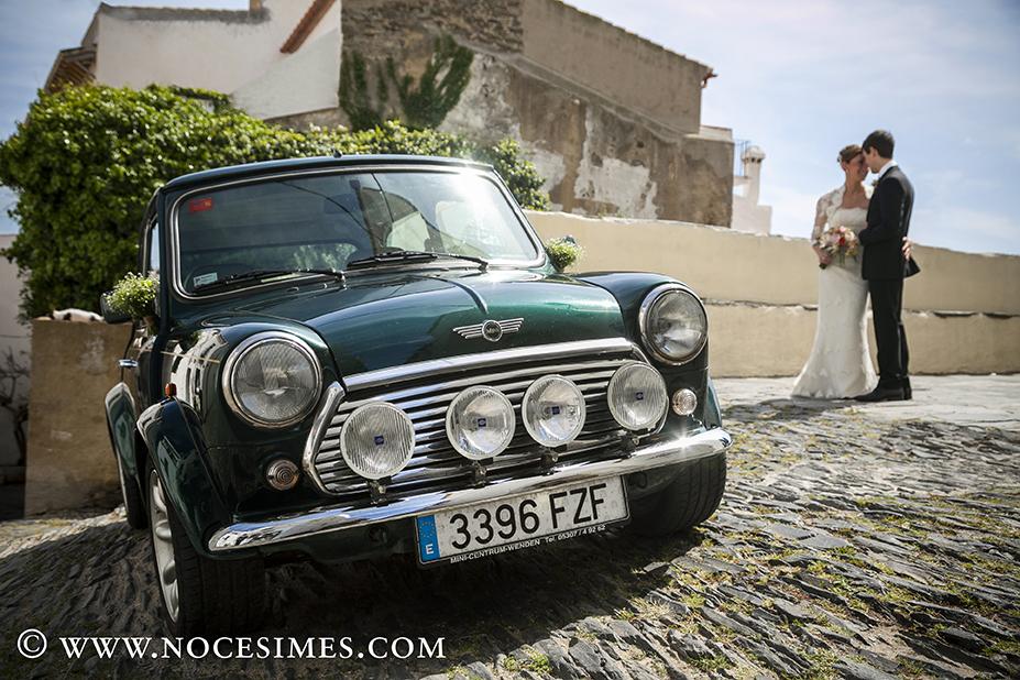 Fotograf de casaments Girona Cadaqués Mini