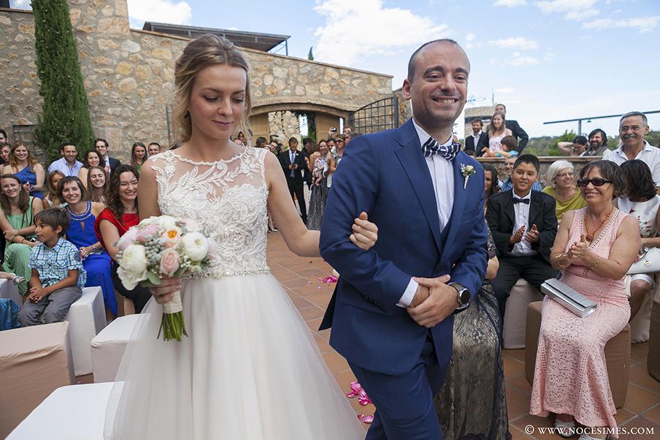 entrada novia mas oliveres