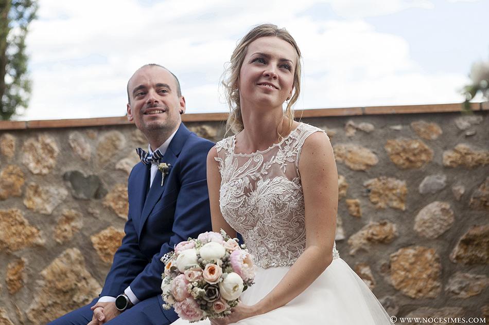 novia boda en el mas oliveres