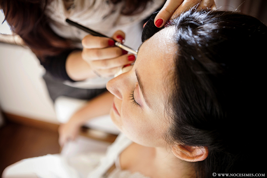 Maquillatje fotograf boda