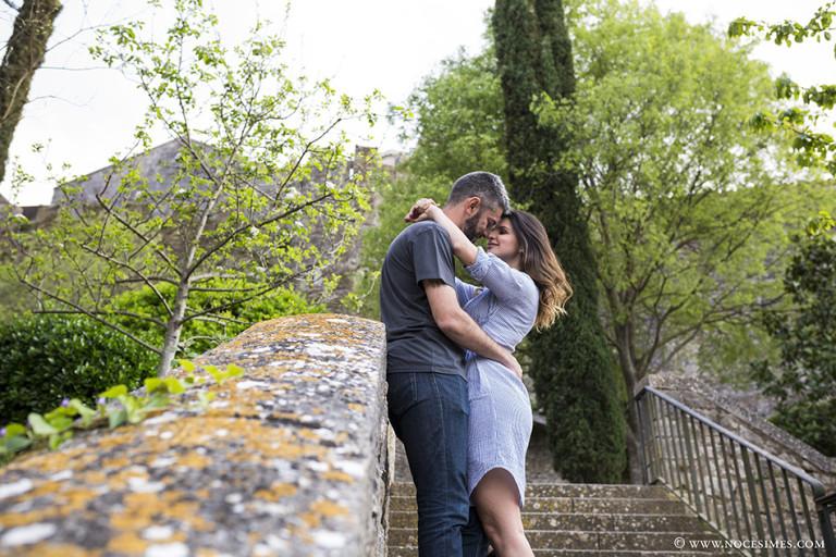 ROMANTIC PREBODA GIRONA FOTOGRAF CASAMENTS