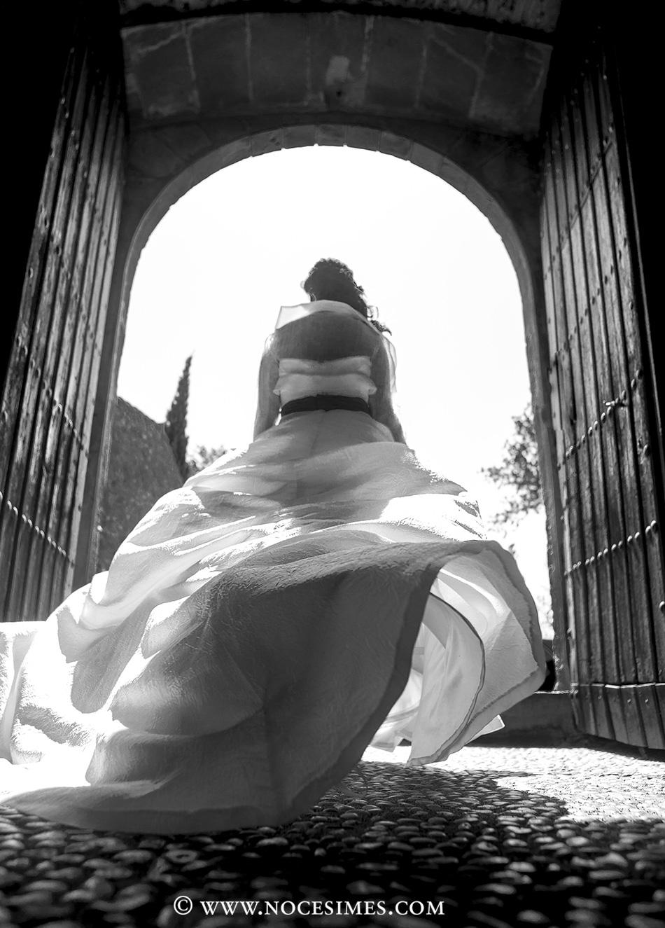 nuvia vestit cortal gran fotograf casaments girona