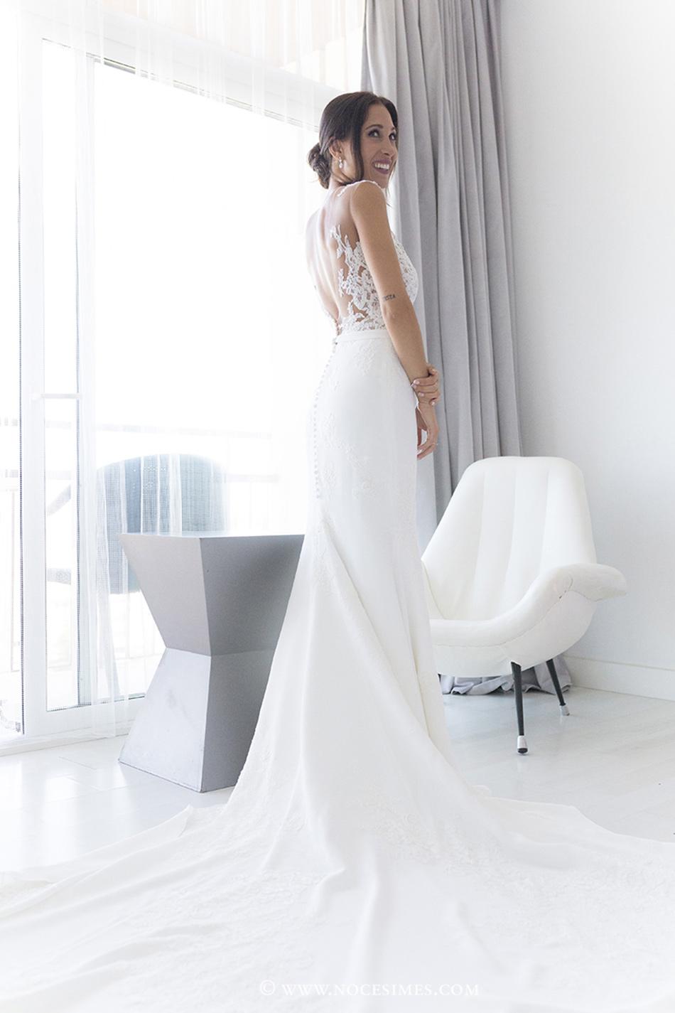 novia fotografo bodas girona