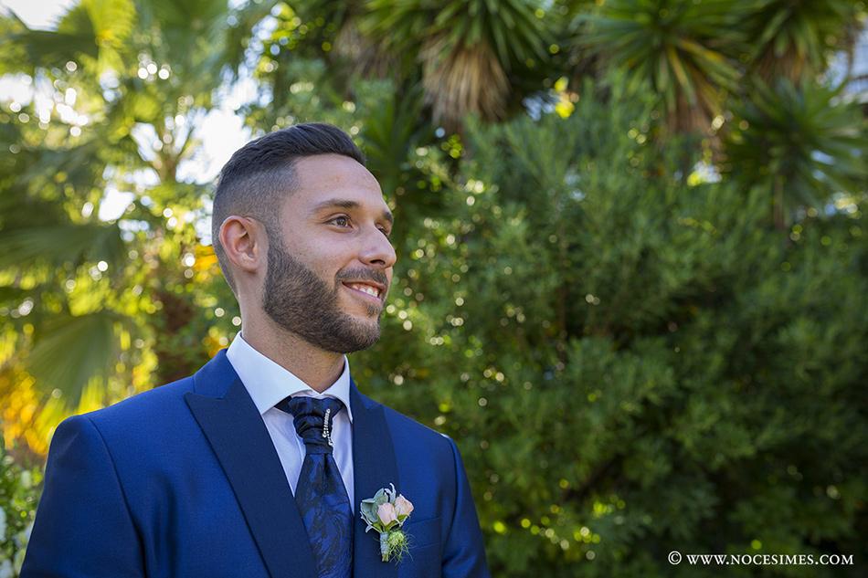 novio fotografo bodas girona