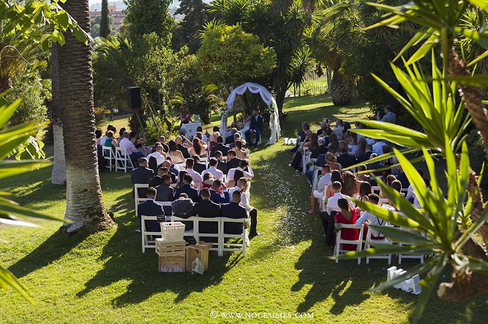ceremonia lloret mar fotografo bodas girona