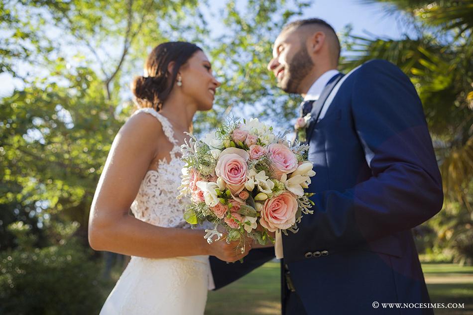 fotografo bodas girona ramo