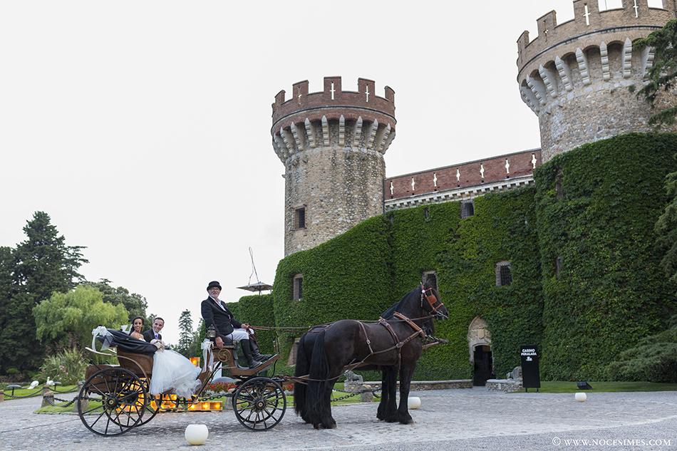 nuvis carruatge castell peralada