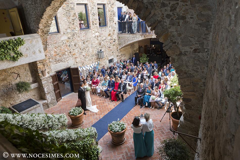 cerimonia¡ casament el far