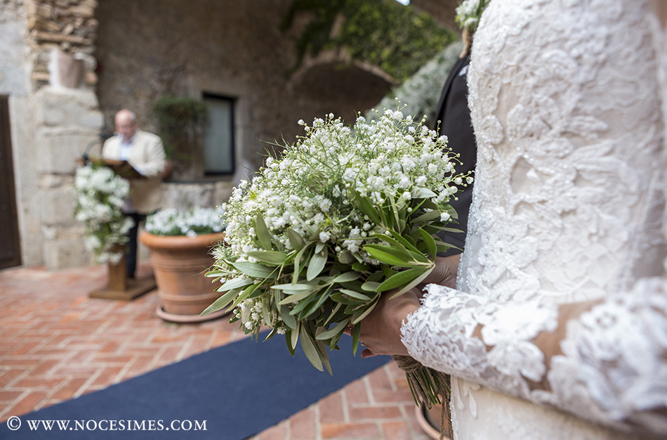 fotografo bodas girona llafranc ceremonia