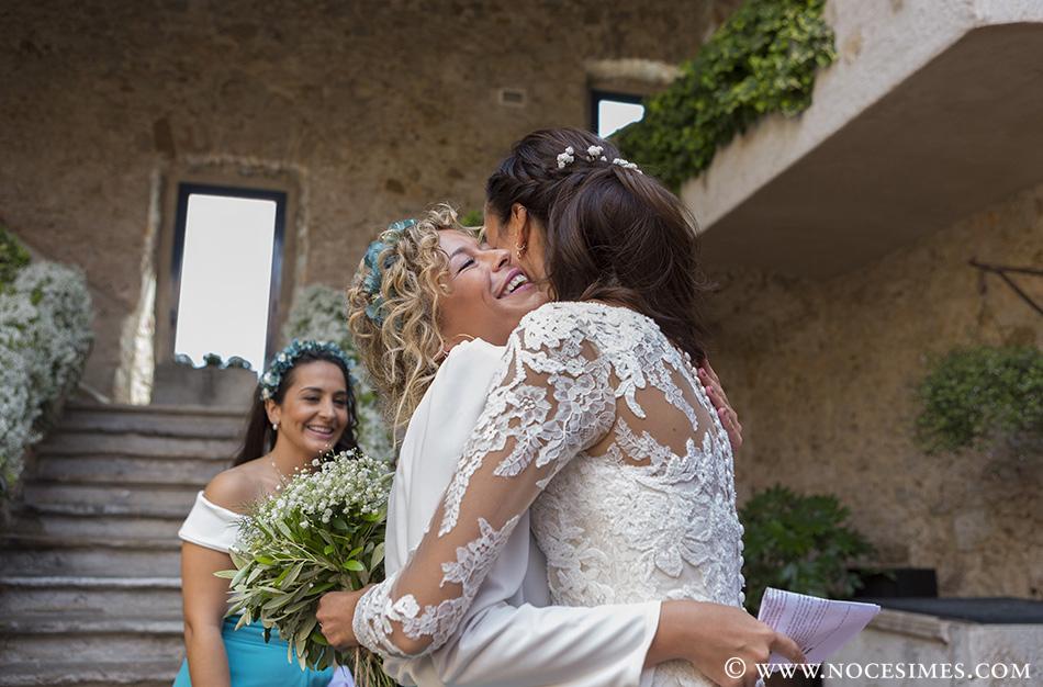 fotografo bodas girona novia