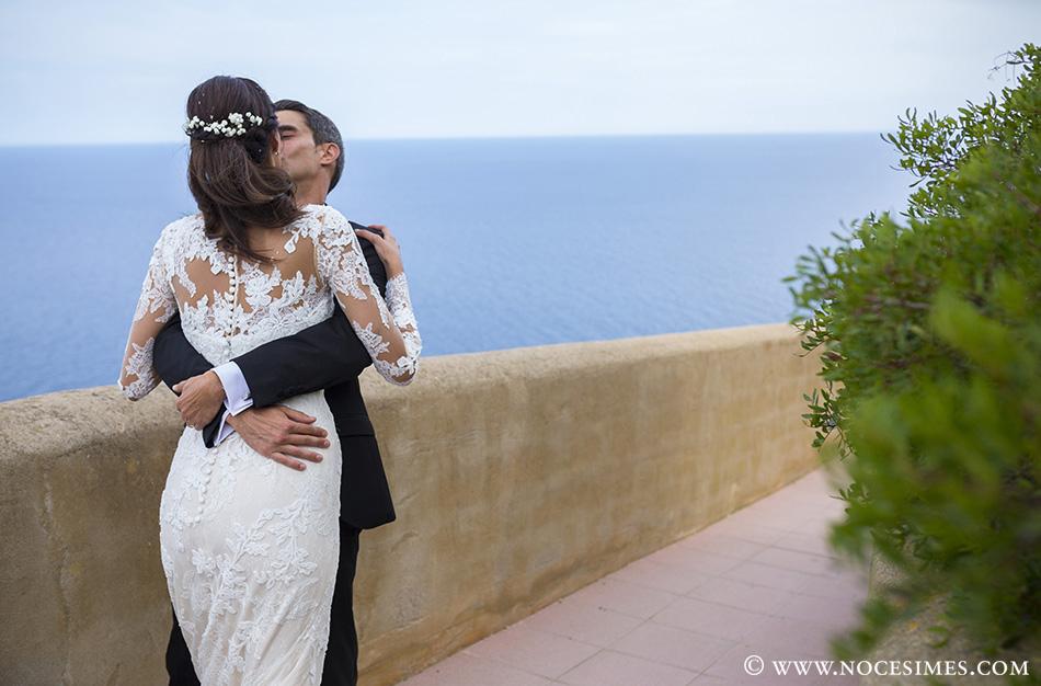 fotografo novios bodas costa brava