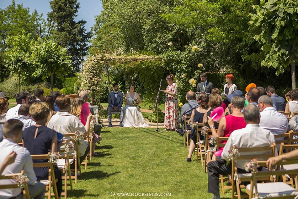 Ceremonia mas carreras fotografo boda costa brava girona