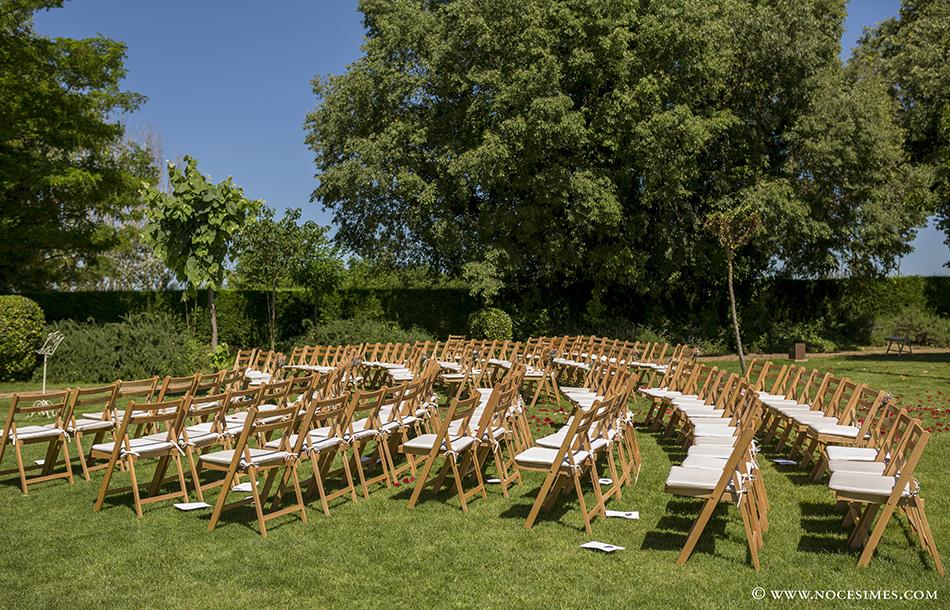 Despres de la cerimonia fotografia de boda