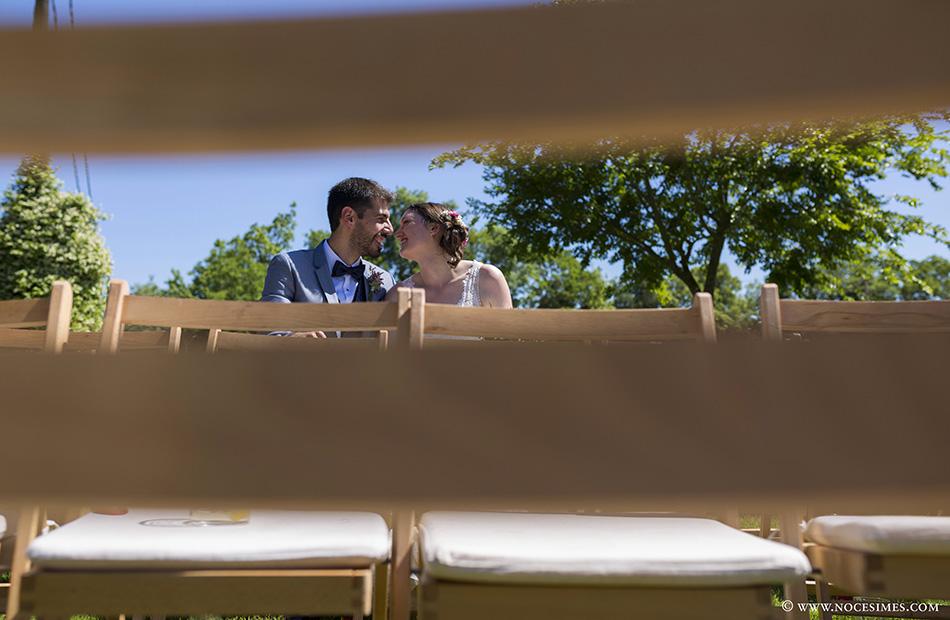 Novios romanticos bodas girona