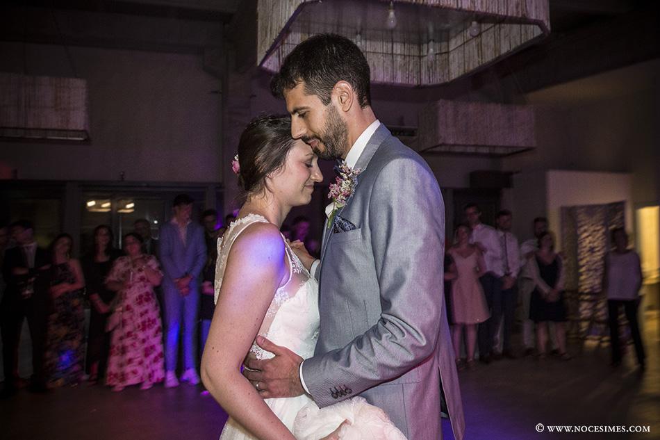 Baile nupcial en el Mas Carreras