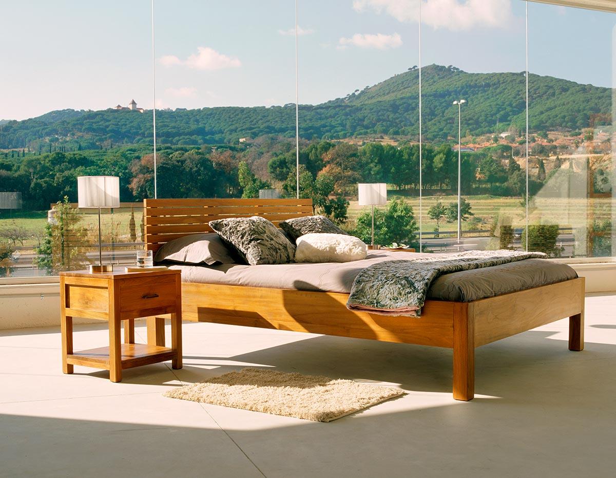 fotografia de dormitori per marca de mobiliari